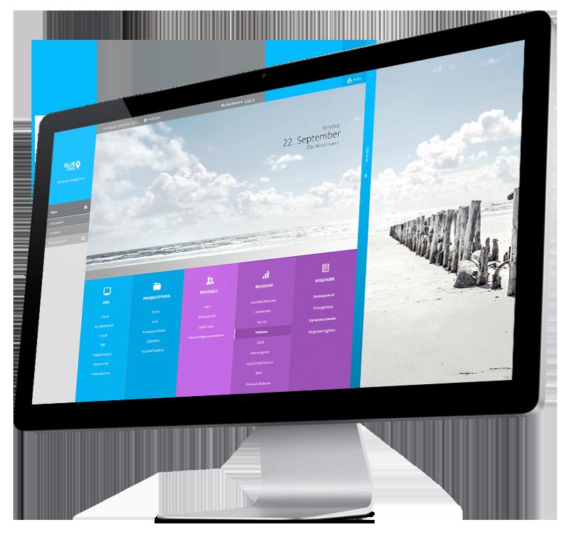 BlueTag – Sanntids dokumentasjonssystem